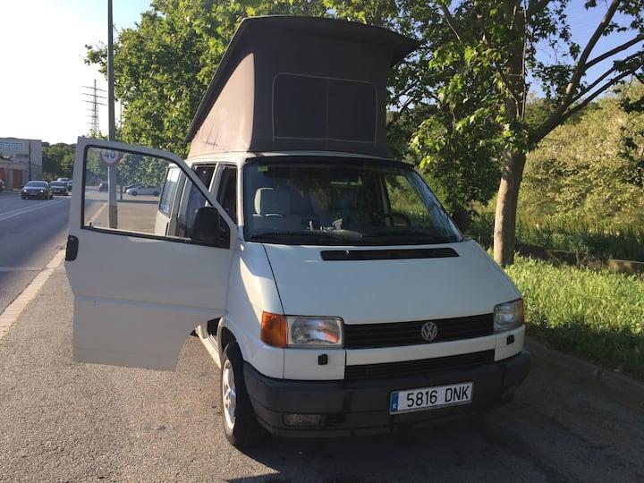 Campervan Volkswagen California 1