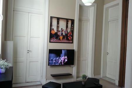 Spacious Double Room (#1) in Bohemian San Telmo - Buenos Aires