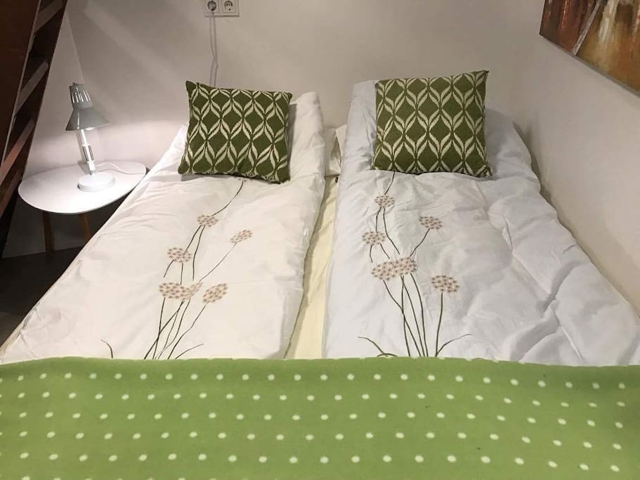 Bedroom for two
