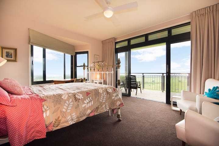 Byron seaview retro luxury comfort - Coorabell