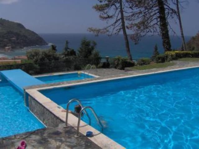 Appartement avec vue sur la mer - Levanto - Apartemen