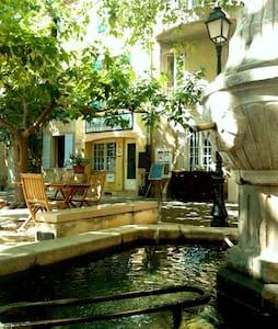 Hôtel particulier et restaurant - House
