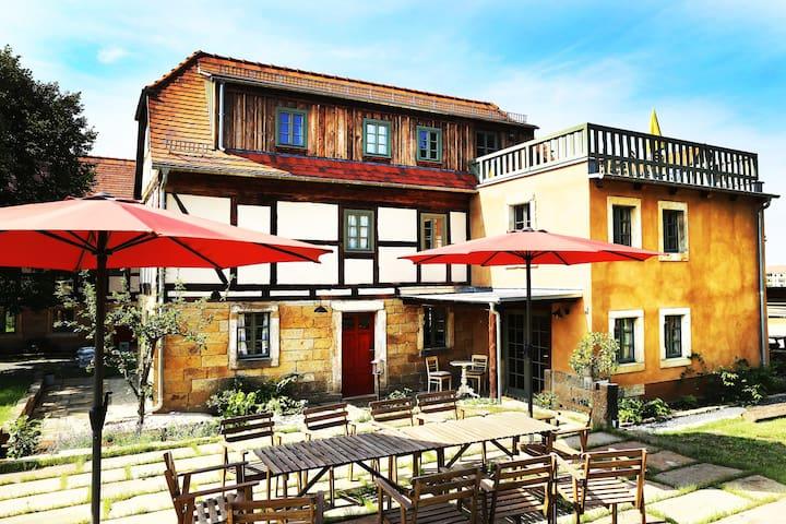 Exklusives 4-Sterne-Ferienhaus für 8-12 Personen