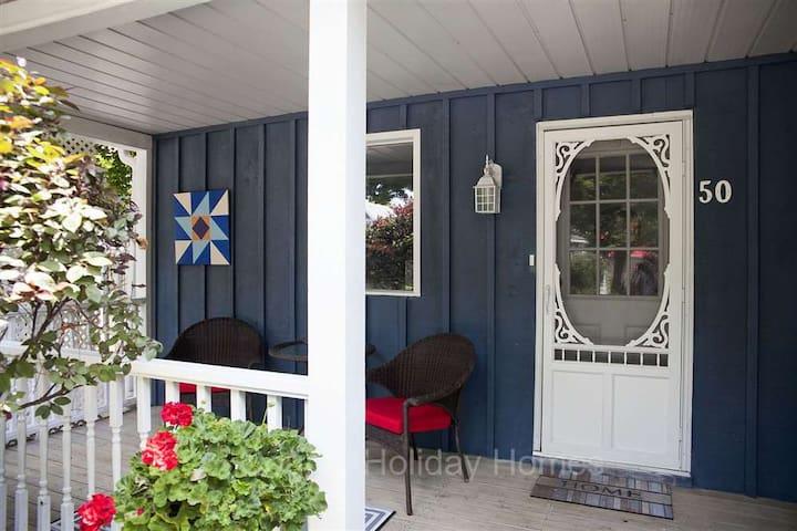 Cobalt Cottage