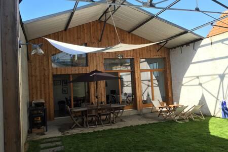 Maison familiale à 100m mer - La Plaine-sur-Mer - Dom