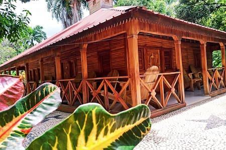 Kasiman Village, el mejor alojamiento Ecológico