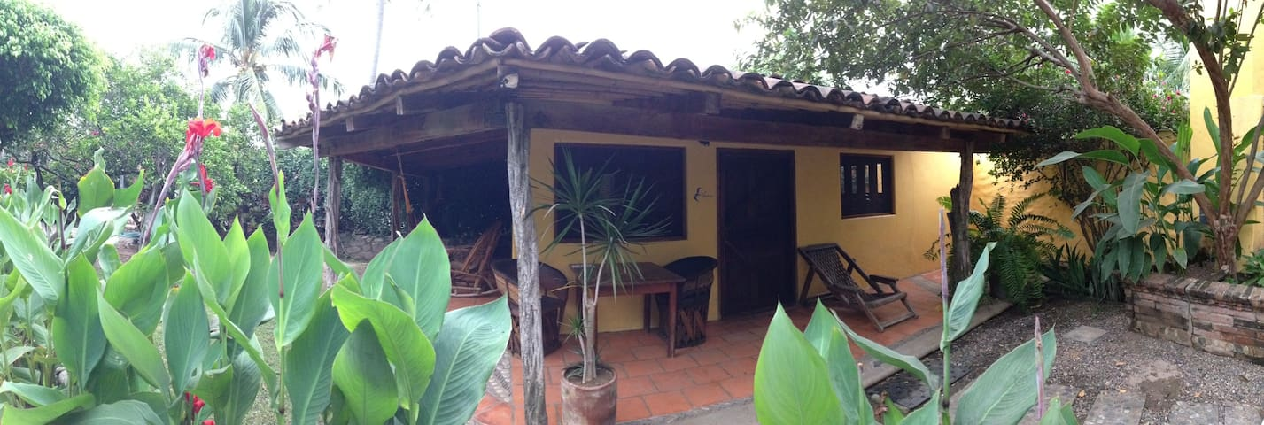 Albatros, a cozie tropical house - La Cruz de Huanacaxtle - Penzion (B&B)