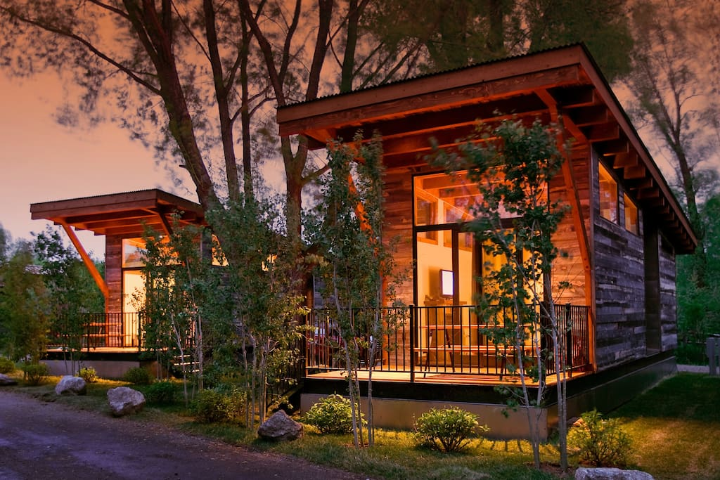 Jackson Hole Modern Rustic Cabin Cabins For Rent In