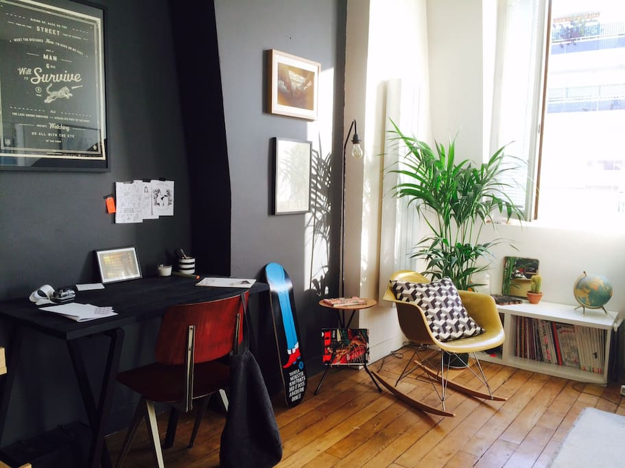 Charming apartment 5 mn from paris flats for rent in for Cristina woods apartments