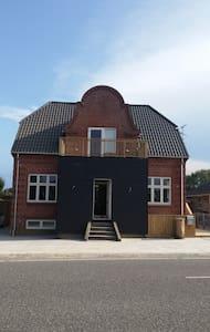 herskabelig og hyggelig murermester hus - Bagenkop