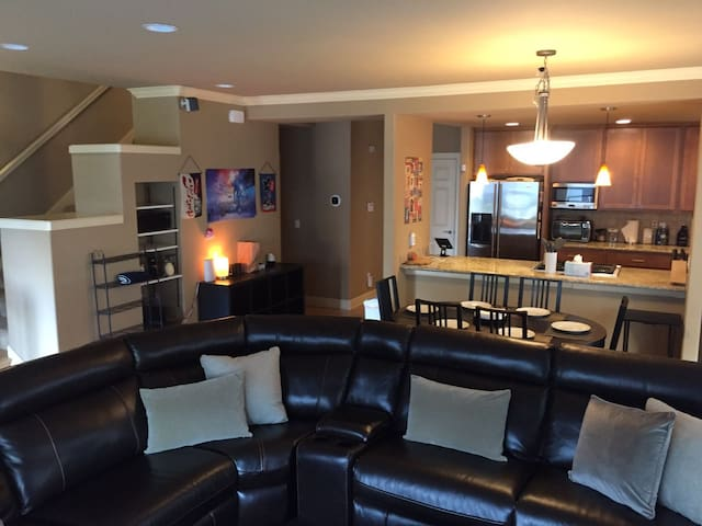 Lake View Luxury Townhome