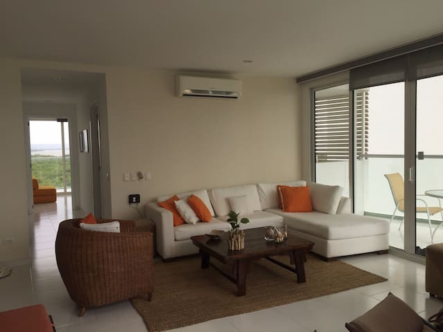 Spectacular and modern apartment - Cartagena - Byt
