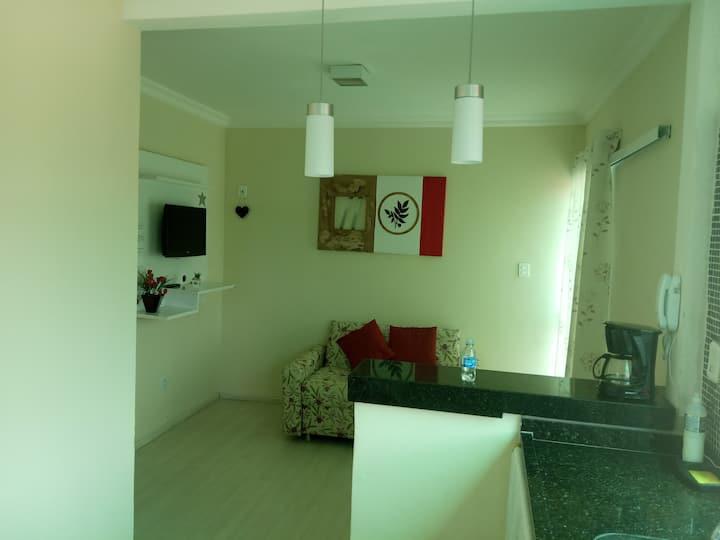 Apartamento no Vila Rica ( Jardim Tiradentes)