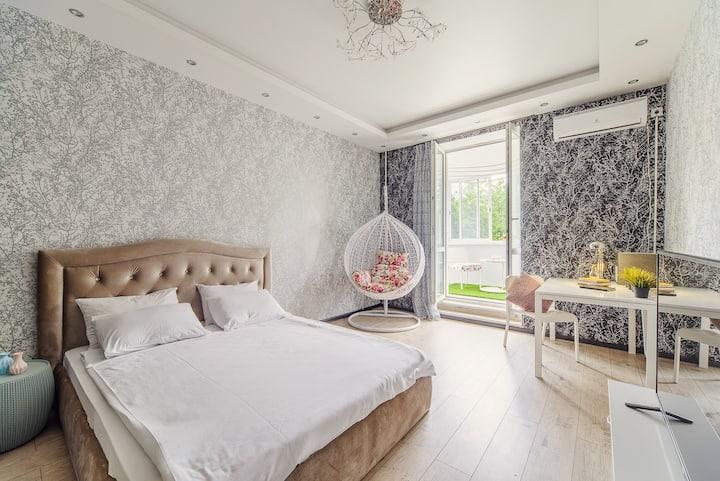 Изысканные  апартаменты на Кирова 3