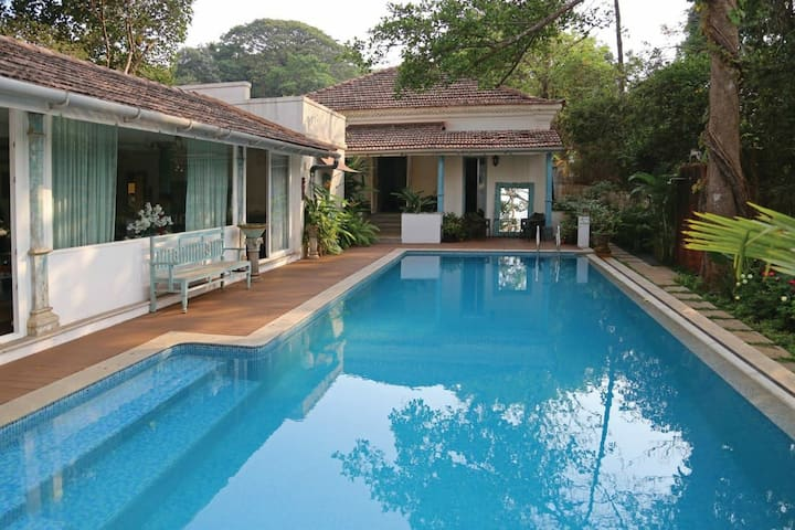 Serene Flores French Style Boutique Villa