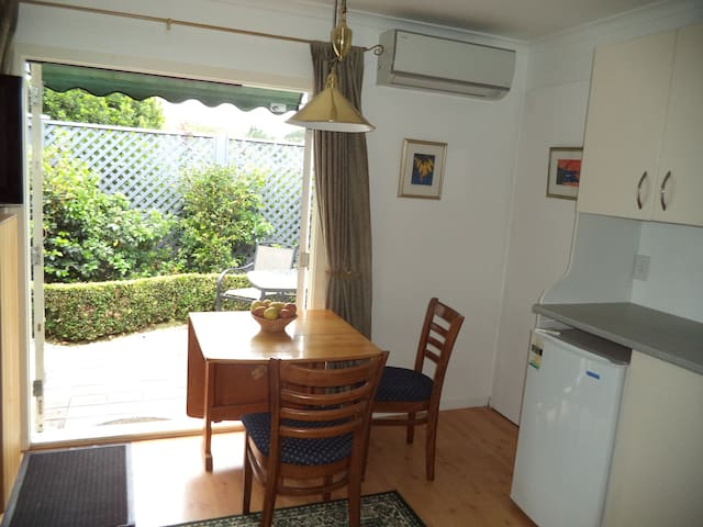 Sunny Studio on Great Taste Trail - Tasman - Wohnung