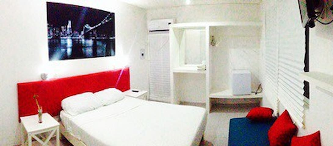 MODERN ROOMS all services included - Villahermosa