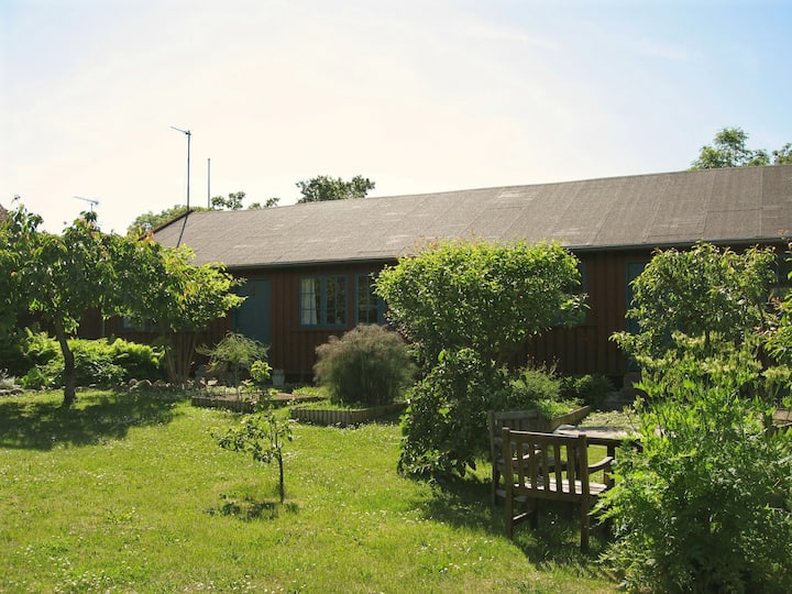 2 bnb rooms by the Danish fjords