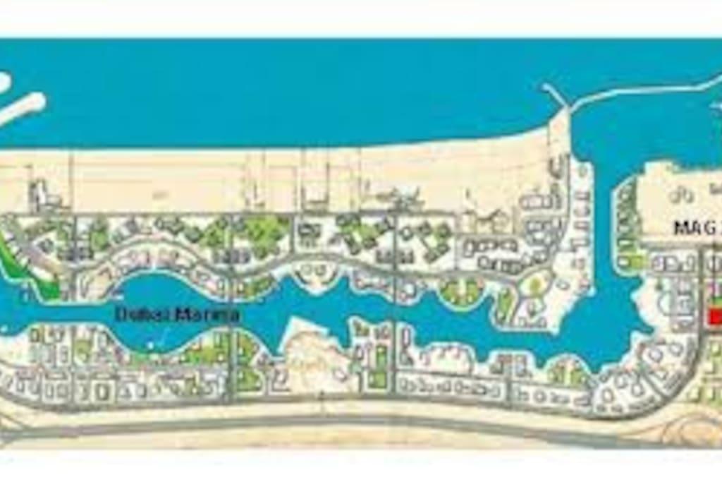 Amazing location in Marina