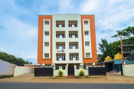 ThulasiRams Service Apartments - Coimbatore - Appartement