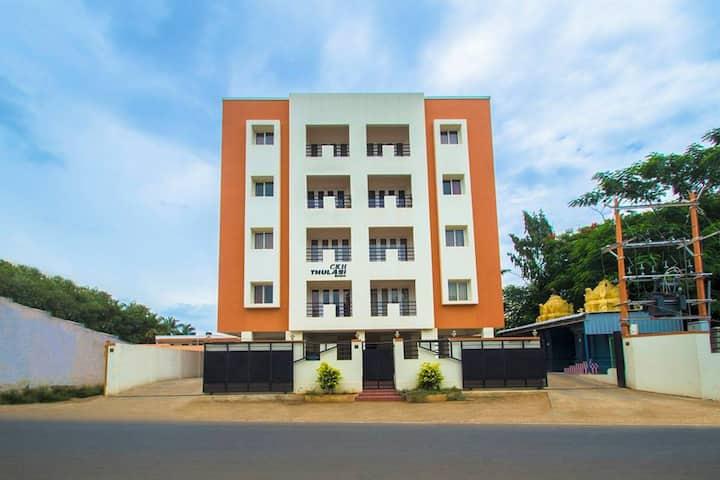 ThulasiRams Service Apartments (1BHK)