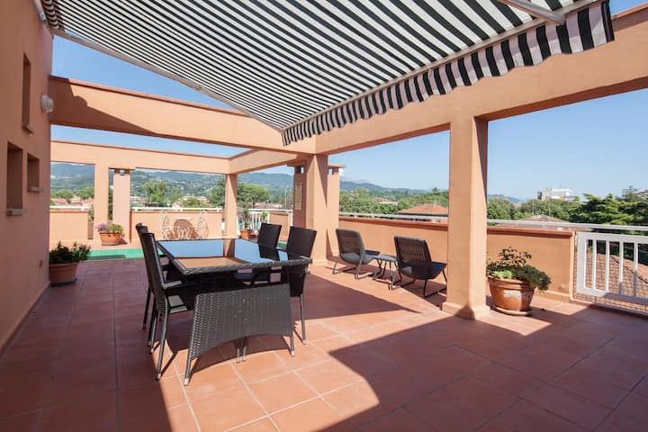 Terrace View Suite