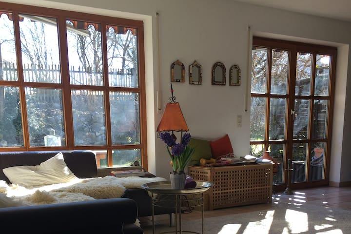 Ganzes Haus: Ideal für Familienferien im 5SeenLand - Wörthsee - Rumah