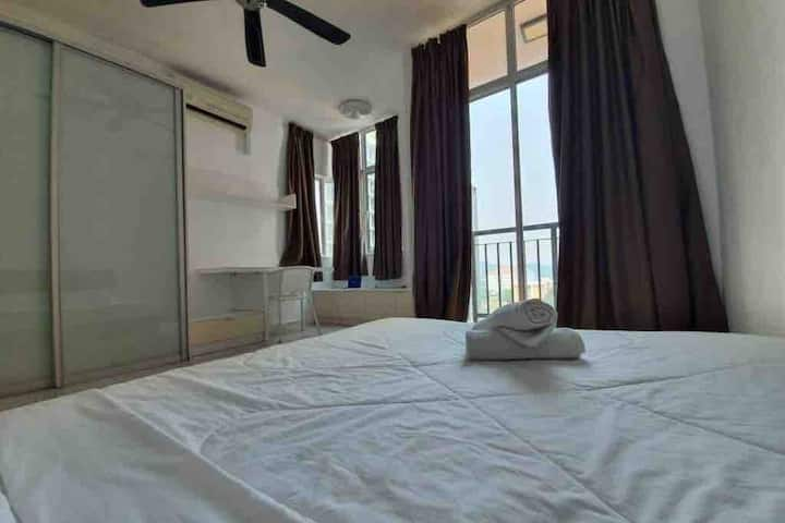 DISCOUNT COZY STUDIO KLIAKLIA2 INTIKOLEJ 9th floor