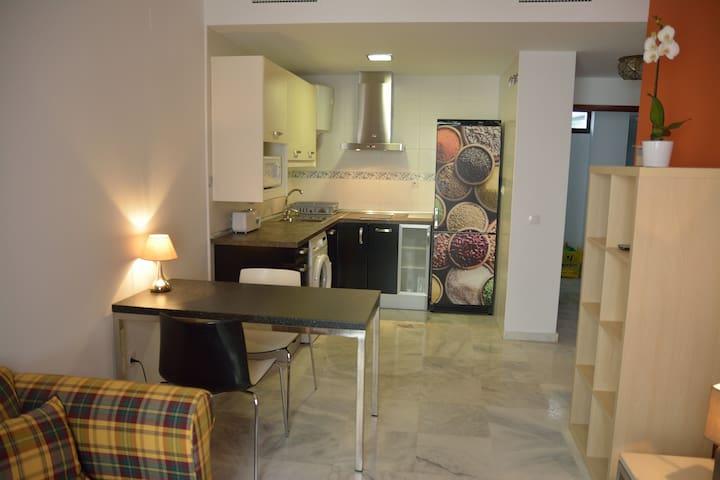 Apartamento Jerez Centro con parking opcional - Jerez de la Frontera - Appartamento
