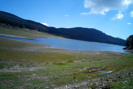 Sila Montagna a sud Calabra - Trepidò Sottano