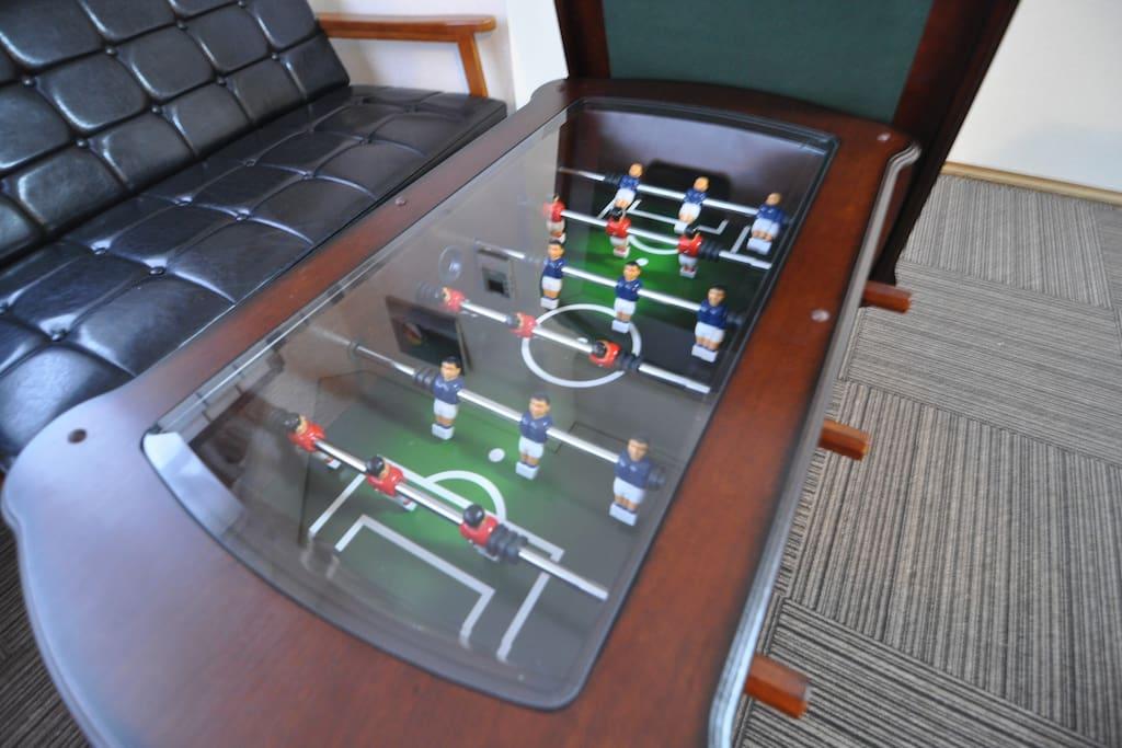 Table fotball