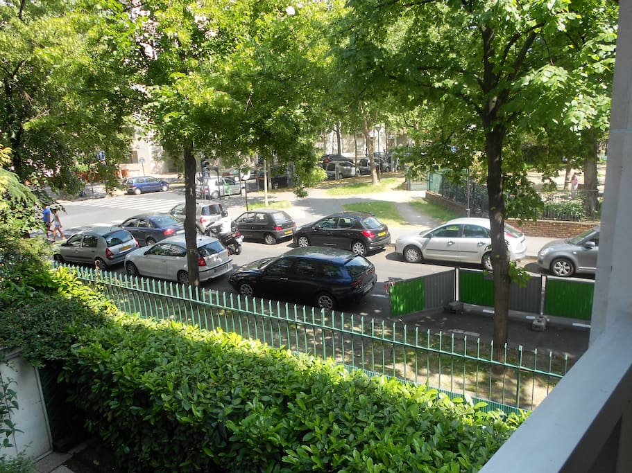Belle chambre sur terrasse appartements louer for Terrasse neuilly sur seine