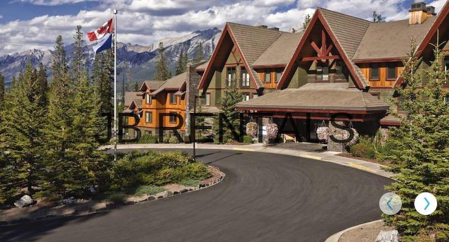 Canmore Banff 1 BDRM, 1 BTH, Condo, Sleeps 4, #5