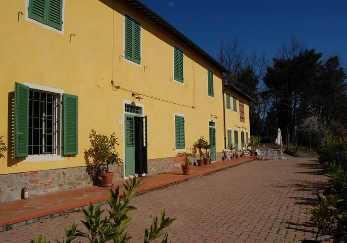 ALLEGRIA 1  - Stignano Buggiano - Apartamento