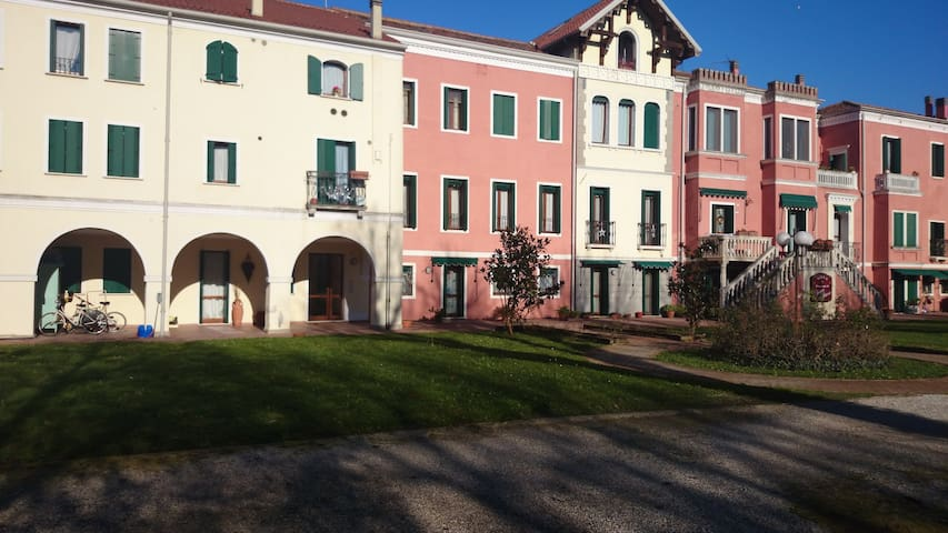 Padua, Venice, Eugenean Hills.. - Stanghella - Byt