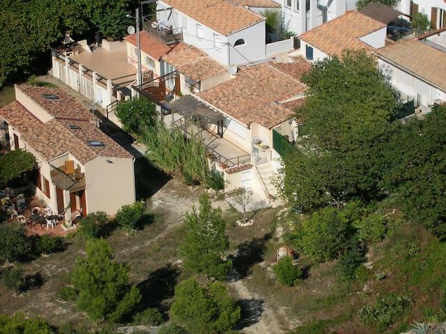 Maison de pêcheur calanque Niolon - Le Rove - Dom
