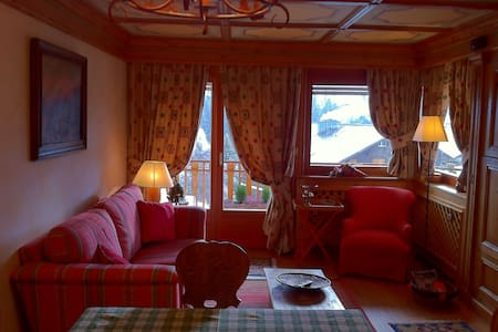 Charming, well furnished apartment  - Appartement