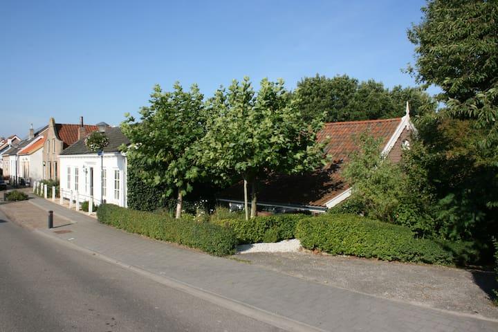 Heerlijk Vakantiehuis - Wissenkerke - Chatka