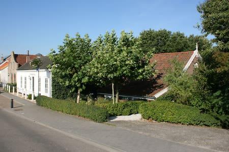 Heerlijk Vakantiehuis - Wissenkerke - Blockhütte