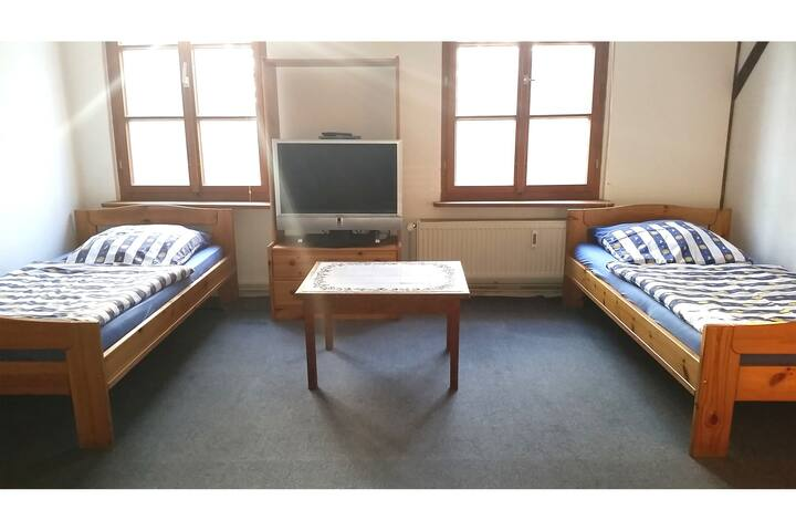 Haus TonART - Süd-Appartement