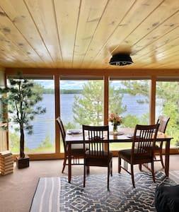 Island View Lake Home ~ Quiet Lake Life Year-Round