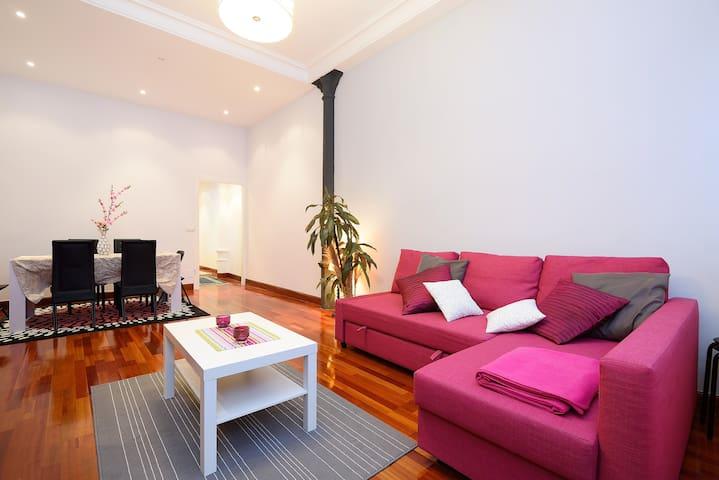 BILBAO / GETXO. Cheap & Chic - Getxo - Apartment