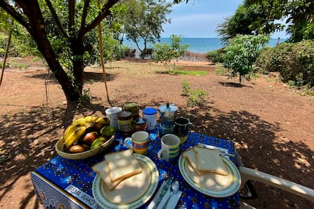 Accomodation with private beach in Kigoma