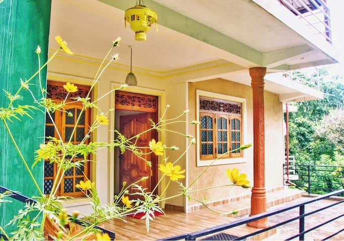 Kandy - Picture View House @ Teldeniya