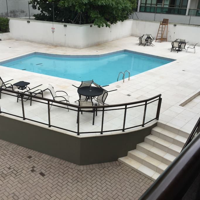 Piscina do Prédio