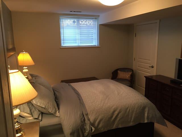 Beautiful Room in Amazing Port Moody