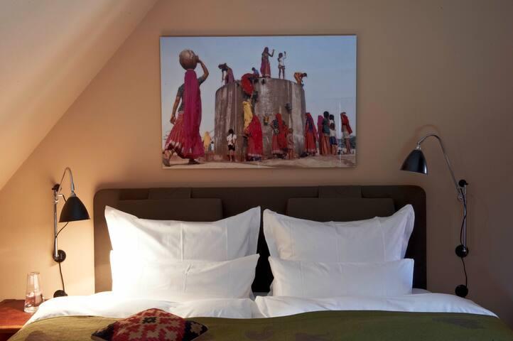 Weltenbummler Suite - Hornbach - Rumah