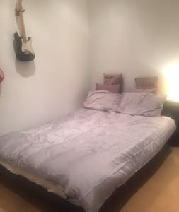Clean, cleared quiet double room - Abingdon