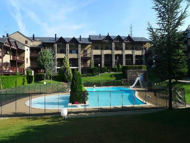 Cozy Apartment in La Cerdanya