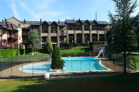 Apartamento luminoso en la Cerdaña - Bourg-Madame